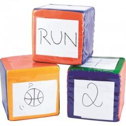 Juego de 3 Cubos 15 cm