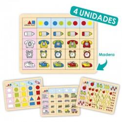 Set Lógica Play 1 (4 uds)