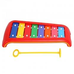 Instrumento Xilófono flexible