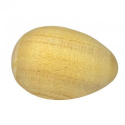 Instrumento Huevo Sonoro de madera Voggy´s