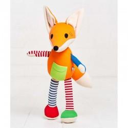 """Muñeco de algodón """"Fox in the box"""""""